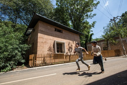Dossier de presse | 661-42 - Communiqué de presse | World Architecture Festival 2017 - Day One Winners of International Architecture Awards Announced - World Architecture Festival (WAF) - Competition - The Chinese University of Hong Kong_Post-earthquake reconstruction and demonstration project of Guangming Village - Crédit photo : Completed Buildings New & Old