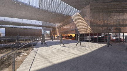 Dossier de presse | 661-42 - Communiqué de presse | World Architecture Festival 2017 - Day One Winners of International Architecture Awards Announced - World Architecture Festival (WAF) - Competition - New Cyprus Archaeological Museum by Pilbrow & Partners - Crédit photo : Future Projects - Competition Entries