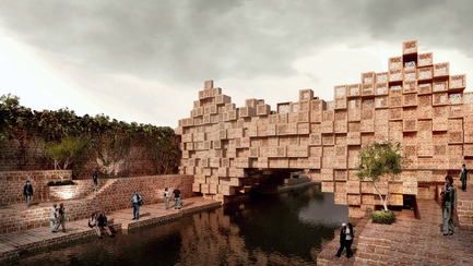 Press kit | 661-42 - Press release | World Architecture Festival 2017 - Day One Winners of International Architecture Awards Announced - World Architecture Festival (WAF) - Competition - Future Projects Infrastructure - Photo credit: The Bridge by Sanjay Puri Architects