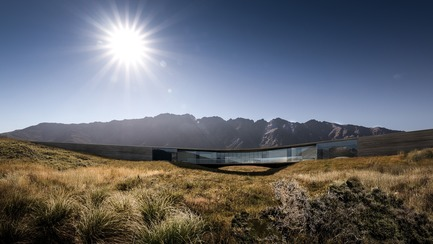 Dossier de presse | 661-43 - Communiqué de presse | World Architecture Festival 2017 – Day Two Winners Announced in Berlin - World Architecture Festival (WAF) - Concours - Queenstown House by Monk Mackenzie Architects - Crédit photo : Future Projects House