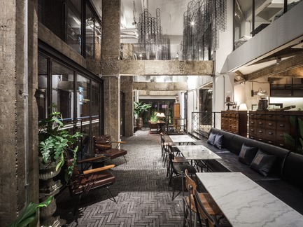Dossier de presse | 1080-27 - Communiqué de presse | INSIDE World Festival of Interiors Announces Day Two Winners From Arena Berlin - INSIDE: World Festival of Interiors - Competition - Hypothesis Ir-On Hotel - Crédit photo : Hotels