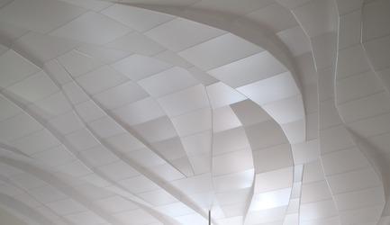 Press kit | 3072-01 - Press release | Light Arrival - Flynn Architecture & Design - Lighting Design - Detail, daylight<br> - Photo credit: Matt Flynn