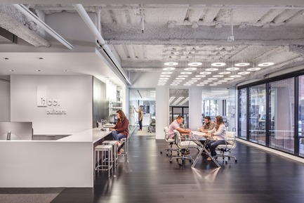 Dossier de presse | 2757-04 - Communiqué de presse | BCCI Construction Company Completes First-Ever WELL v1 Certified Project in San Francisco - BCCI Construction Company - Commercial Architecture - Crédit photo : Blake Marvin