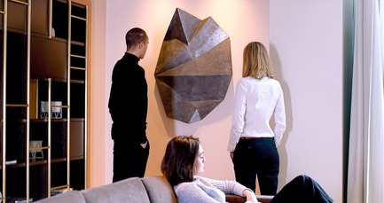 Press kit | 1969-04 - Press release | Fairmont the Queen Elizabeth Unveils Its New Art Collection - Over 123 Works by 37 Contemporary Artists - Fairmont The Queen Elizabeth, MASSIVart Collection and Sid Lee Architecture - Art - LAETITIA GILBERT,  No title, 2017, bronze        <br> - Photo credit: Martin Laporte