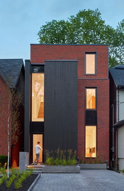 Press kit | 1728-02 - Press release | Summerhill House - Akb Architects - Residential Architecture - Photo credit: Shai Gil