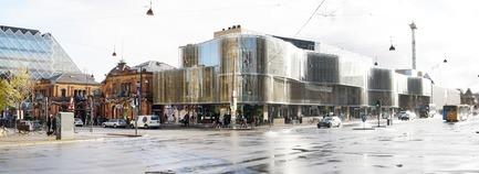 Dossier de presse   1204-06 - Communiqué de presse   Tivoli Hjørnet Opens in Central Copenhagen - Pei Cobb Freed & Partners - Architecture commerciale - Crédit photo : Pei Cobb Freed & Partners