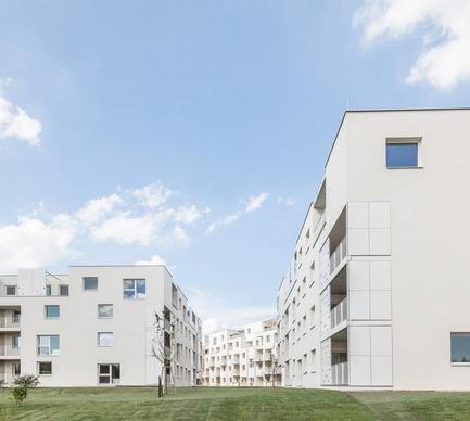 Press kit | 2250-02 - Press release | M GRUND - Social Housing in Vienna - NERMA LINSBERGER ZTGMBH - Residential Architecture - Photo credit: Thomas Hennerbichler