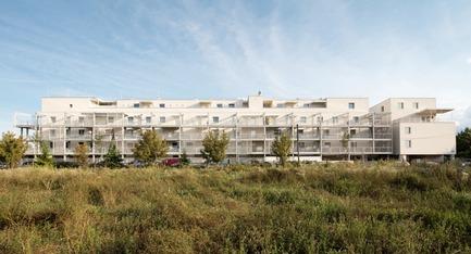 Press kit | 2250-02 - Press release | M GRUND - Social Housing in Vienna - NERMA LINSBERGER ZTGMBH - Residential Architecture - Photo credit: Daniel Hawelka
