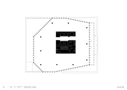 Press kit | 3054-01 - Press release | The Exchange - Harry Gugger Studio - Commercial Architecture - Photo credit: HarryGuggerStudio