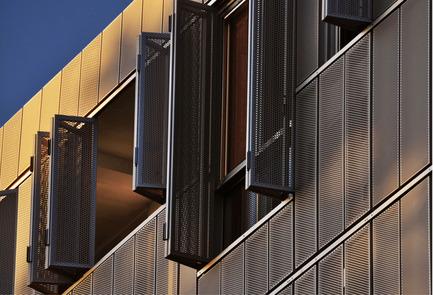 Dossier de presse | 1057-01 - Communiqué de presse | Irène - KANVA - Architecture résidentielle - Crédit photo : Sylvie Rabbat