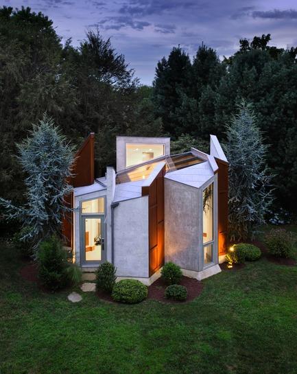 Dossier de presse | 3136-02 - Communiqué de presse | Butterfly Studio - Valerie Schweitzer Architects - Architecture résidentielle - Crédit photo : Paul Bartolomeuw