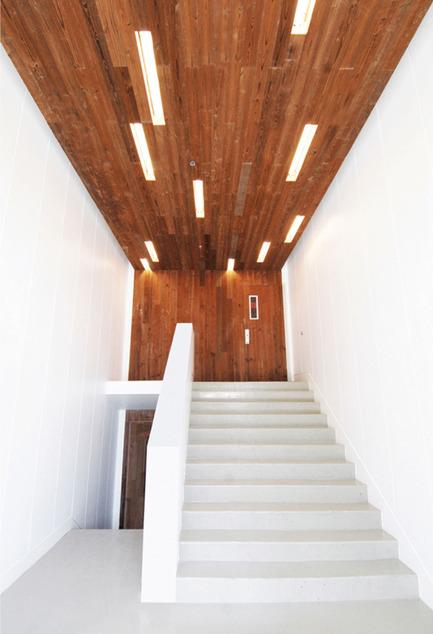 Dossier de presse | 1057-01 - Communiqué de presse | Irène - KANVA - Architecture résidentielle - Crédit photo : Marc Cramer