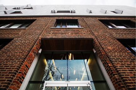 Dossier de presse | 1057-01 - Communiqué de presse | Irène - KANVA - Architecture résidentielle - Crédit photo : Jimmy Hamelin