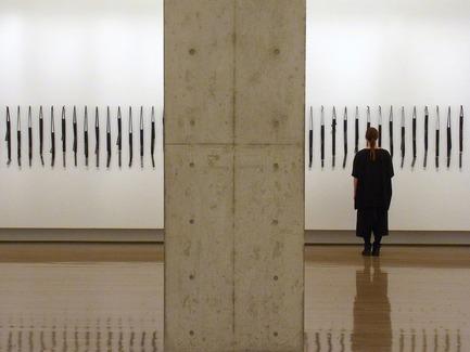 Press kit | 789-02 - Press release | France Goneau's ceramic sculptures at Prince Takamado Gallery, Tokyo - France Goneau - Art - Photo credit: Jean Verville architecte