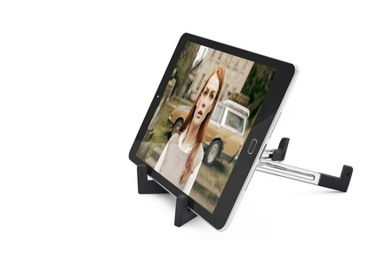 Press kit | 3140-01 - Press release | The Keko Tablet Stand: A New Design with a New Approach to Ergonomics - X2 PRODUCTS EDITION - Product - Photo credit: Meteore Design