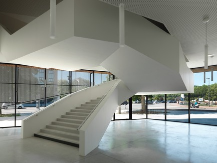 Press kit | 972-04 - Press release | Modern Music Centre - Hérault Arnod Architectures - Institutional Architecture - *New image* - Photo credit: André Morin