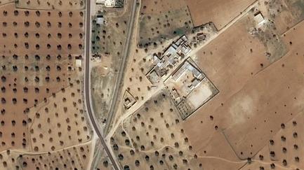 Dossier de presse | 1136-07 - Communiqué de presse | L'Agora Rurale de Sarah Mag Toumi de Bir Sallah(El Hencha), Tunisie - Philippe Barriere Collective Tn (PB+Co) - Architecture commerciale -  Existing condition  - Crédit photo : google map