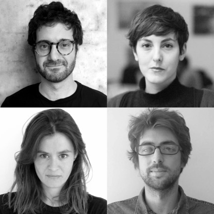 Dossier de presse | 982-40 - Communiqué de presse | 2018 Festival des Architectures Vives - Association Champ Libre - Festival des Architectures Vives (FAV) - Event + Exhibition - 1 week 1 project - Axel de Stampa, Sylvain Macaux.Valeria Tellez Niemeyer and Natalia Fuentes<br> - Crédit photo : 1 week 1 project