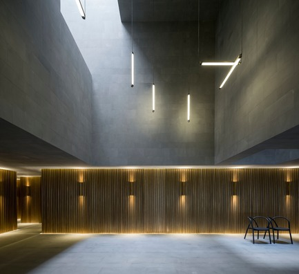 Dossier de presse | 3160-02 - Communiqué de presse | Frame Awards 2018 Winners Announced In Amsterdam - Frame - Design d'intérieur commercial - Neri&amp;Hu Design and Research Office - Jury Prize for Government Interior of the Year - New Shanghai Theatre, Shanghai<br> - Crédit photo : Neri&amp;Hu Design and Research Office