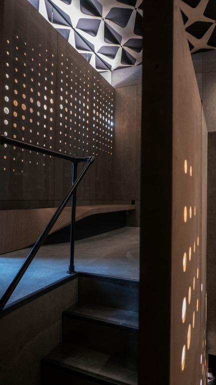 Press kit | 2204-07 - Press release | Shock Therapy NYC - Eray Carbajo - Commercial Interior Design - Photo credit: Eray/Carbajo