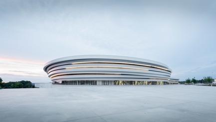Press kit | 2276-07 - Press release | ArchiDesignclub Awards 2018 : découvrez les projets lauréats ! - ArchiDesignclub by Muuuz - Competition - Arena du Pays d'Aix, Aix-en-Provence (13) - Auer Weber et   Christophe Gulizzi - Photo credit: Auer Weber - Aldo Amoretti