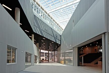 Press kit | 2276-07 - Press release | ArchiDesignclub Awards 2018 : découvrez les projets lauréats ! - ArchiDesignclub by Muuuz - Competition - Lab City, Gif-sur-Yvette (91) - OMA - Photo credit: Philippe Ruault