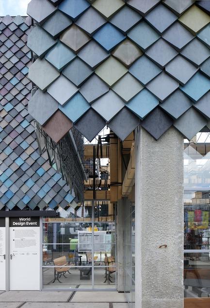Press kit | 3293-01 - Press release | People's Pavilion - 100% Borrowed - bureau SLA & OvertredersW - Urban Design - Photo credit: Filip Dujardin