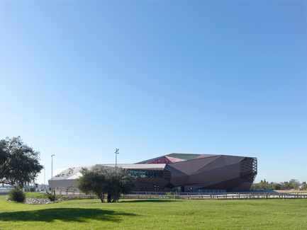 Press kit | 898-03 - Press release | Paloma - Tetrarc - Architecture institutionnelle - Photo credit: Stéphane Chalmeau