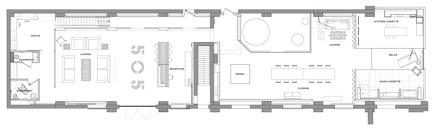 Press kit | 1359-01 - Press release | Waterworks Presentation Centre - Cecconi Simone - Commercial Interior Design - Photo credit: Cecconi Simone Inc.
