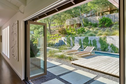 Press kit | 1733-04 - Press release | Kentfield Residence - Studio VARA - Residential Architecture - Photo credit: Bruce Damonte