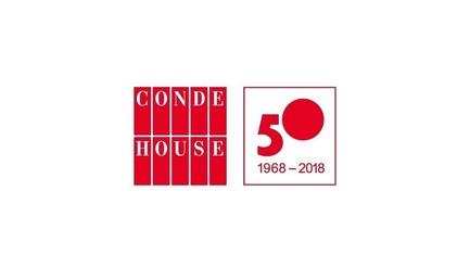 Press kit | 2998-02 - Press release | Conde House Celebrates 50 Years of Fine Furniture Craftsmanship - Conde House - Product - Conde House Logo - Photo credit: Conde House