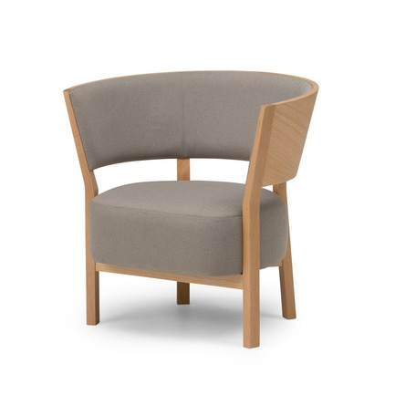 Press kit | 2998-02 - Press release | Conde House Celebrates 50 Years of Fine Furniture Craftsmanship - Conde House - Product - TOSAILounge Chair (Upholstered Back)<br><br><br><br> - Photo credit: Conde House
