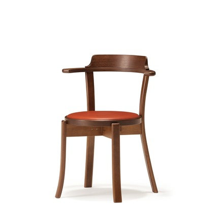 Press kit | 2998-02 - Press release | Conde House Celebrates 50 Years of Fine Furniture Craftsmanship - Conde House - Product - Darby Armchair - Photo credit: Conde House