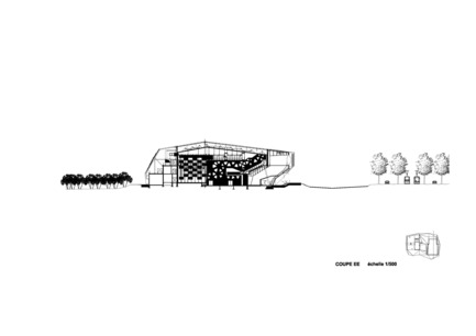 Press kit | 898-03 - Press release | Paloma - Tetrarc - Architecture institutionnelle