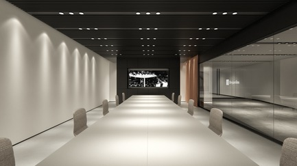 Press kit | 952-26 - Press release | New Spaces for Desjardins at the Montréal Tower - Provencher_Roy - Commercial Interior Design - Photo credit: Provencher_Roy