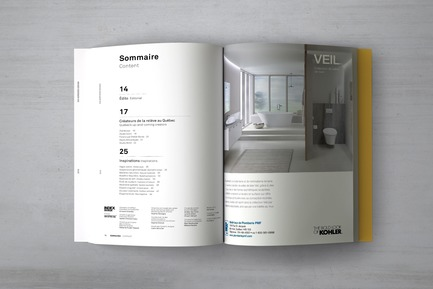 Dossier de presse | 611-29 - Communiqué de presse | Index-Design Launches the 11th Edition of the Guide 300 Design Listings to Design and Renovate - Index-Design - Édition - Guide 300 adresses design pour aménager et rénover - Sommaire - Crédit photo : Index-Design