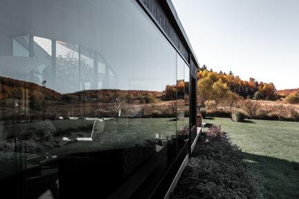 Dossier de presse | 721-08 - Communiqué de presse | Vallée du Parc Residence - Chevalier Morales architectes - Residential Architecture - Crédit photo : Chevalier Morales Architectes