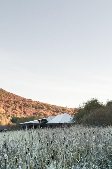 Dossier de presse | 721-08 - Communiqué de presse | Résidence de la Vallée du Parc - Chevalier Morales architectes - Architecture résidentielle - Crédit photo : Chevalier Morales Architectes