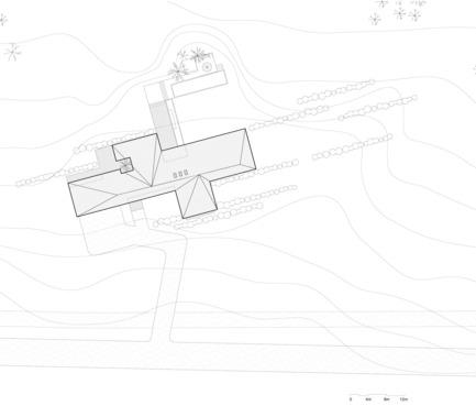 Press kit | 721-08 - Press release | Vallée du Parc Residence - Chevalier Morales architectes - Residential Architecture - Site plan - Photo credit: Chevalier Morales Architectes