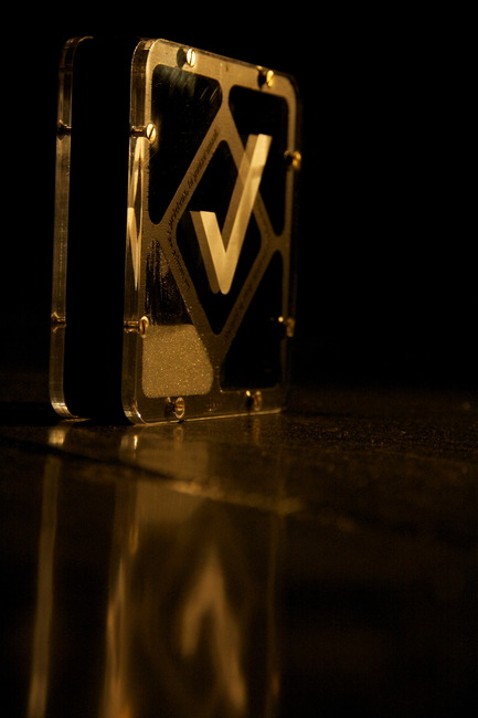Dossier de presse | 884-02 - Communiqué de presse | Projet HEC édition 2012 - École de design industriel de l'Université de Montréal - Évènement + Exposition - Sablier motivateur Véla - Crédit photo : Muriel El Helou