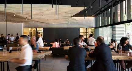 Press kit | 2949-07 - Press release | San Francisco Design Week First Annual Awards Debut - San Francisco Design Week - Competition - Aidlin Darling Design -- In Situ Restaurant. <br> - Photo credit: Photo courtesy&nbsp;Aidlin Darling Design.