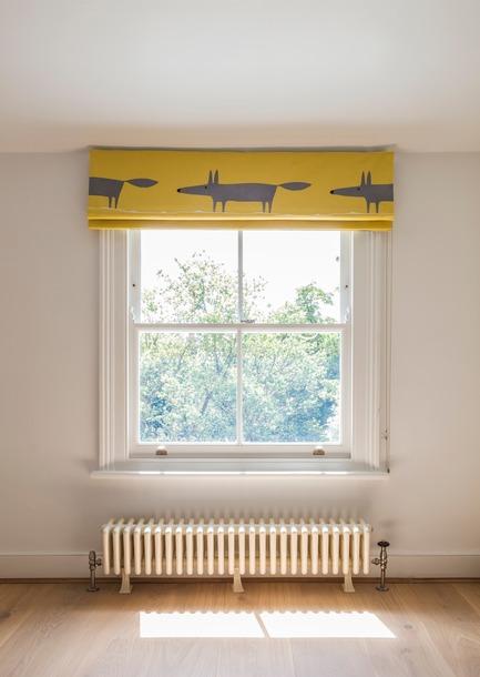 Press kit | 1701-04 - Press release | Victorian Townhouse, Highgate, London - LLI Design - Residential Interior Design - Children's Bedroom - Roman Blinds - Photo credit: Photography / Styling : Rick Mccullagh / LLI Design