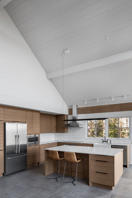 Press kit | 3402-01 - Press release | High Altitude Style - Jane Hope - Residential Architecture - Photo credit: Adrien Williams