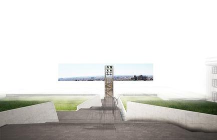 Dossier de presse | 865-33 - Communiqué de presse | Un deuxième prix prestigieux reconnaissant l'excellence de la conceptualisation architecturale à l'Oratoire Saint-Joseph du Mont-Royal - Lemay - Concours - Ascension- Oratoire Saint-Joseph du Mont-Royal - Crédit photo : Lemay