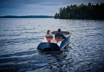 Press kit | 3319-02 - Press release | Beau Lake Redefining Waterside Leisure Market with Human-Powered Luxury - Beau Lake - Lifestyle - Photo credit:         Chris Gordaneer