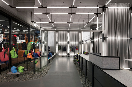 Dossier de presse | 1080-02 - Communiqué de presse | International Awards shortlist announced - INSIDE: World Festival of Interiors - Competition - Crumpler Prahran, Australia<br>by Russell & George