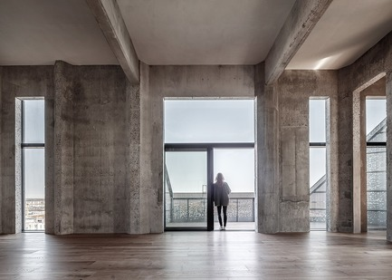 Dossier de presse | 809-23 - Communiqué de presse | AZURE Announces the Winners of the 2018 AZ Awards - AZURE - Competition - 2018 AZ Awards &nbsp;- Best Residential Architecture, Multi-Unit<br>COBE: The Silo, Copenhagen, Denmark<br> - Crédit photo : AZURE