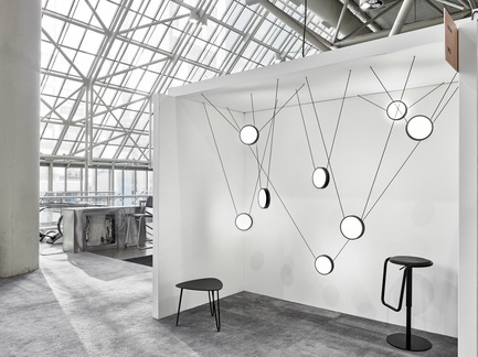 Dossier de presse | 2351-02 - Communiqué de presse | Highwire - ANONY - Lighting Design - Interior Design Show 2018 - Crédit photo : Scott Norsworthy