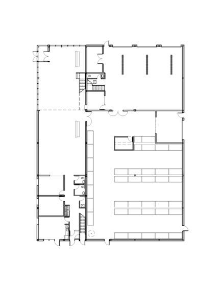 Dossier de presse | 759-04 - Communiqué de presse | Fournitures Sélect - Blouin Tardif Architecture-Environnement - Architecture commerciale