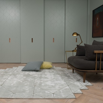 Press kit | 2512-02 - Press release | Edge Area Rug and Morpheus Convertible Rug Tile Win A'Design Award 2018 - Ingrid Külper Design AB - Product - Edge - Photo credit: Ewa Malmsten Nordell at Fotofralla